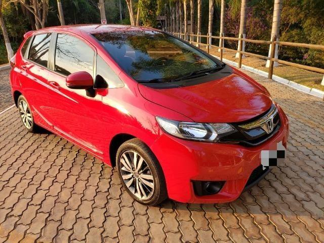 Honda Fit Exl 2015 único dono