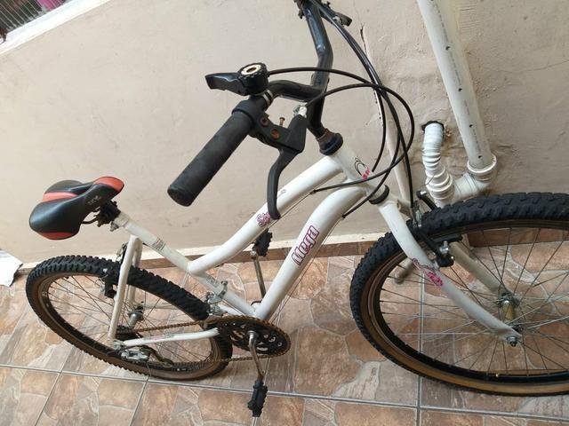 Vendo bicicleta ou troco - Foto 2