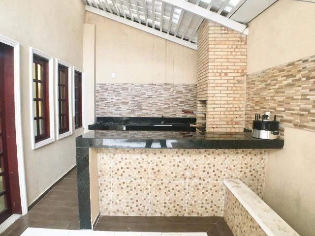 CA0859 Casa com 3 dormitórios à venda, 133 m² por R$ 440.000 - Sapiranga - Fortaleza/CE - Foto 15