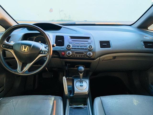 Honda New Civic 1.8 EXS - 2008 - Foto 14