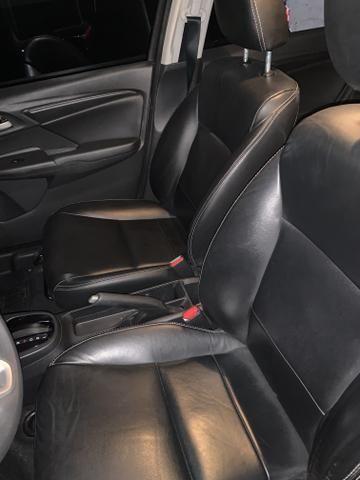 Honda fit ex 1.5 16v flex 4p automático 2014/2015 - Foto 6