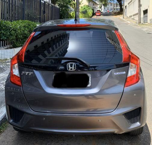 Honda fit ex 1.5 16v flex 4p automático 2014/2015 - Foto 3
