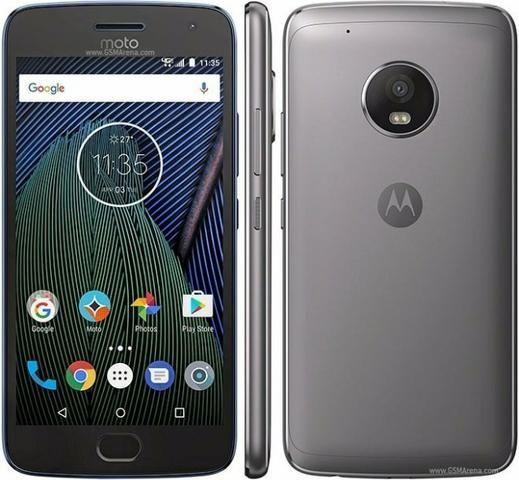 Motorola G5 plus com tv