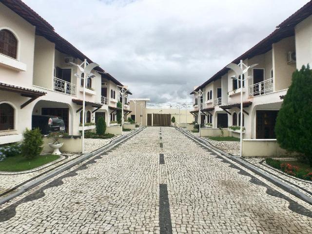 CA0859 Casa com 3 dormitórios à venda, 133 m² por R$ 440.000 - Sapiranga - Fortaleza/CE - Foto 3