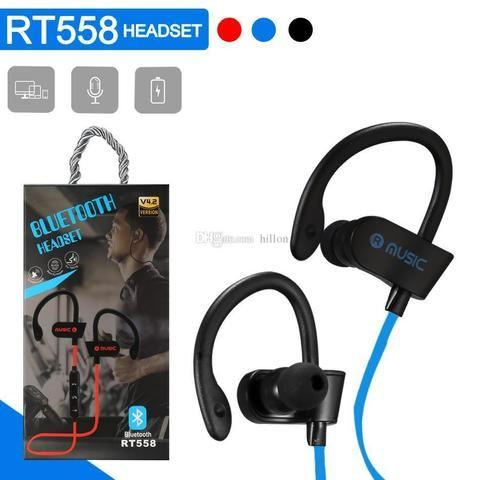 Fone de Ouvido Sport Bluetooth Original Android celular - Foto 4