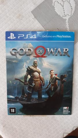 God Of War troco