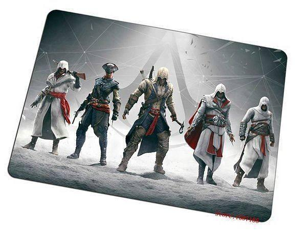 Mouse Pad Gamer Extra Grande Barato P/ Pc Notebook - Foto 2