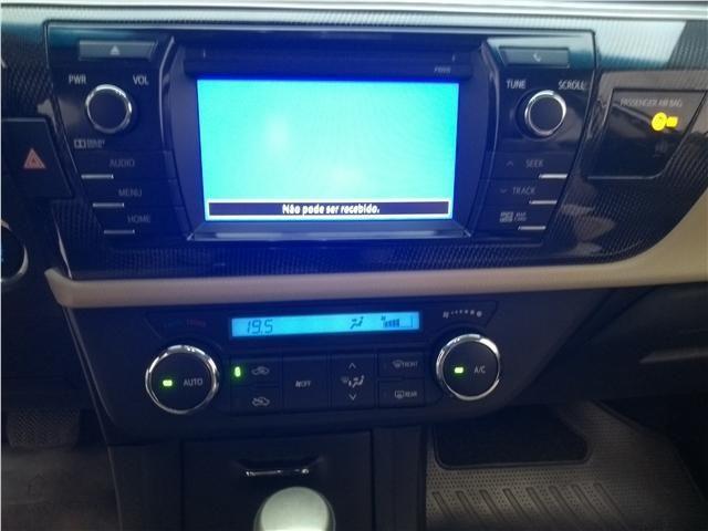 Toyota Corolla 2.0 altis 16v flex 4p automático - Foto 15