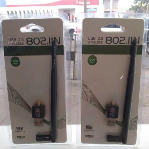 Adaptador Receptor Wireless Usb Wifi 1200mbps