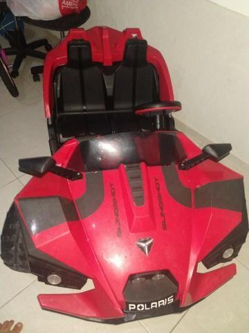 Carro e Moto infantil