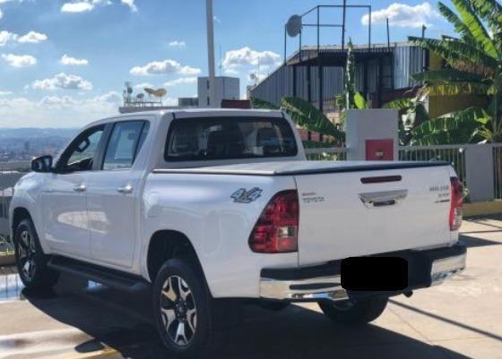 Toyota Hilux CDupla Srx 4x4 2.8 T Diesel Autom 2020 - Foto 3