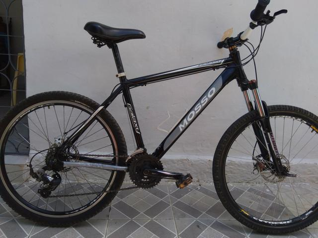 Bicicleta Mosso Galaxy