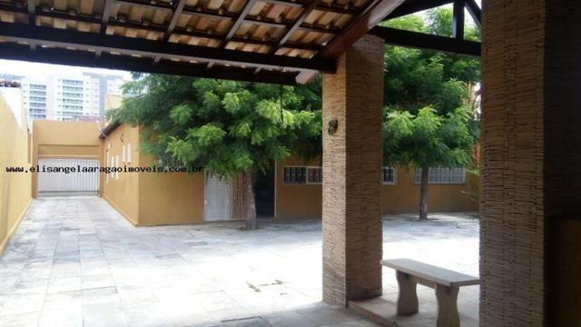 Parangaba, Casa plana com 05 quartos, 10 vagas, 378 M2, aceita financiamento, CP 100 - Foto 3