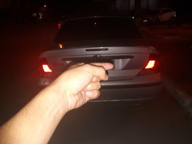 Ford focus sedan 2006 1.6 8v 4p Completo - Foto 3