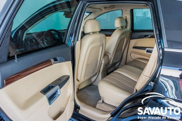 Chevrolet Captiva Captiva Sport FWD 3.6 V6 24V (BLINDADO) 4P - Foto 9