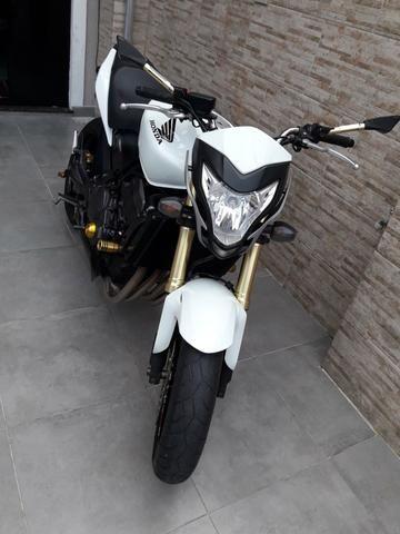 Honda cb600f Hornet 2013 linda top - Foto 13