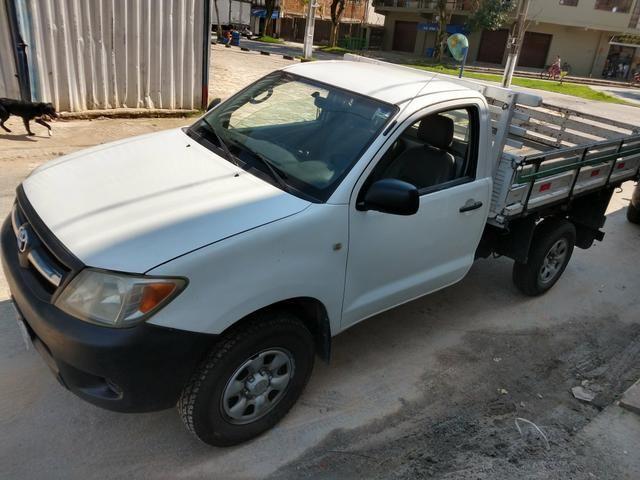Toyota Hilux cs 4x4 2008 - Foto 5