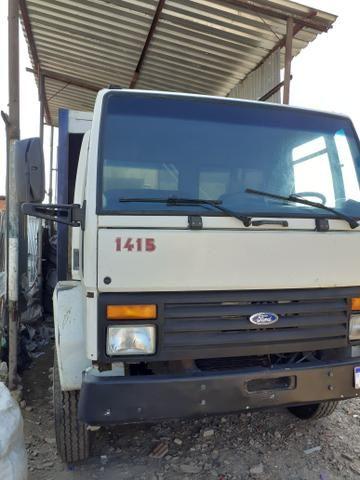 Caminhão Ford cargo 1415 - Foto 4