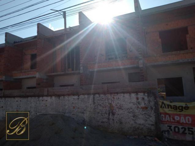 Sobrado com 2 dormitórios à venda, 66 m² por R$ 190.000 - Jardim Iririú - Joinville/SC - Foto 5
