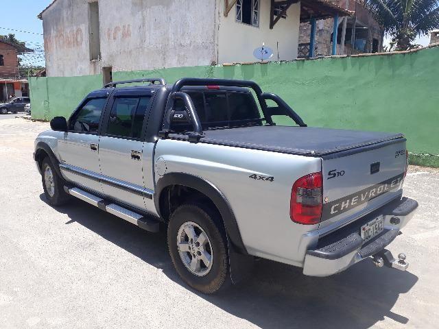GM chevrolet S10 2005/06 4x4