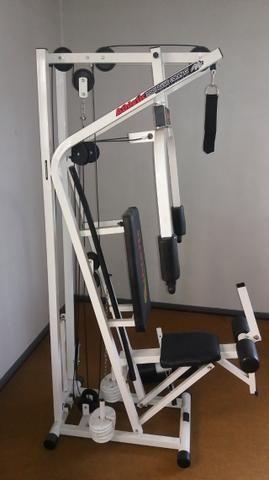 Estação de Musculação Athletic 2001 Compact - Foto 2