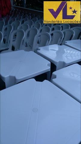 Jogos de Mesas e Cadeiras, Tampão de Mesas, Capa de Cadeiras, Toalhas e Cobre Manchas - Foto 2