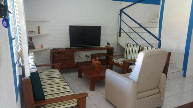 Vendo excelente casa, na beira-mar, mobiliada, em condomínio, na Praia de Itapoama - Foto 4
