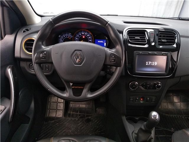 Renault Sandero 1.6 16v sce flex stepway manual - Foto 13