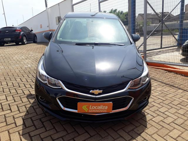 CHEVROLET CRUZE 2018/2019 1.4 TURBO LT 16V FLEX 4P AUTOMÁTICO