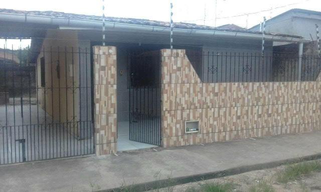 Vendo esta casa em Mosqueiro toda mobiliada