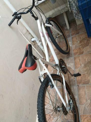 Vendo bicicleta ou troco - Foto 3