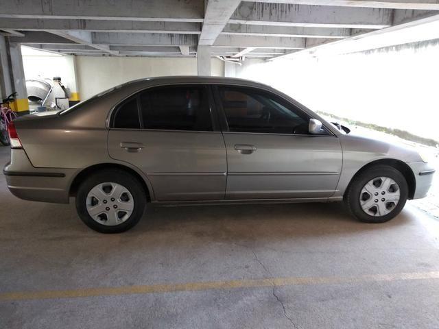 Vendo Honda Civic automático 2003 - Foto 3