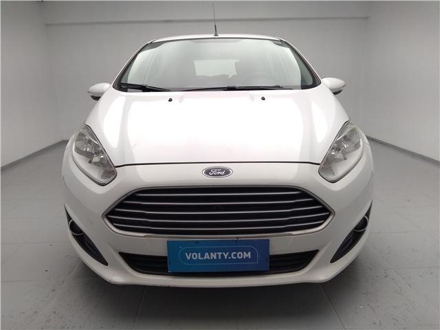 Ford Fiesta 1.6 se hatch 16v flex 4p automático - Foto 2