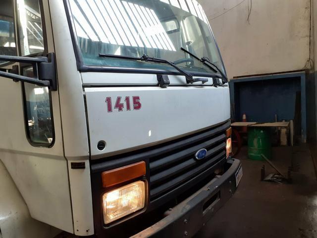 Caminhão Ford cargo 1415 - Foto 2