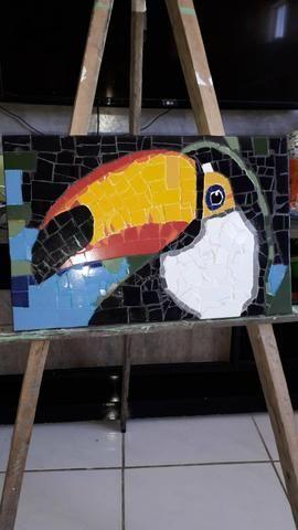 Lindos mosaicos cerâmicos - Foto 4