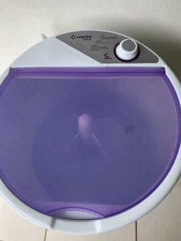 Lavadora WANKE 5kg estado de nova - Foto 3