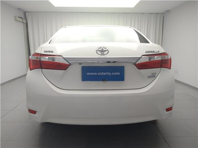 Toyota Corolla 2.0 altis 16v flex 4p automático - Foto 5