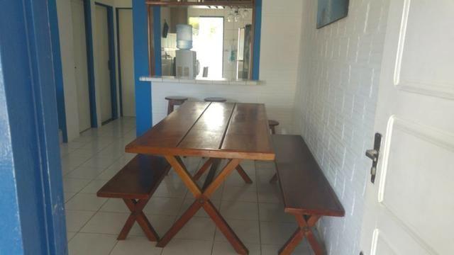 Vendo excelente casa, na beira-mar, mobiliada, em condomínio, na Praia de Itapoama - Foto 5