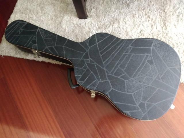 Bag, capa acolchoada, case ou semi case violão