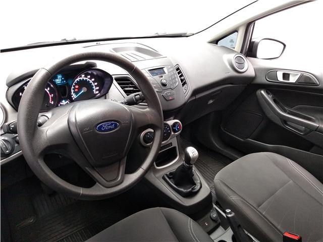 Ford Fiesta 1.6 se hatch 16v flex 4p manual - Foto 8
