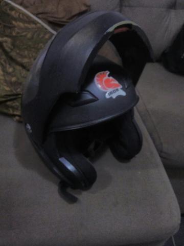 Capacete articulado Robocop - Foto 3