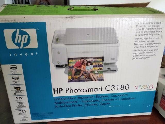 Impressora Multifuncional C3180 - Foto 3