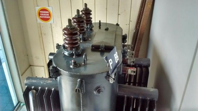 Transformador a 150kva 380/220 volts - Foto 3