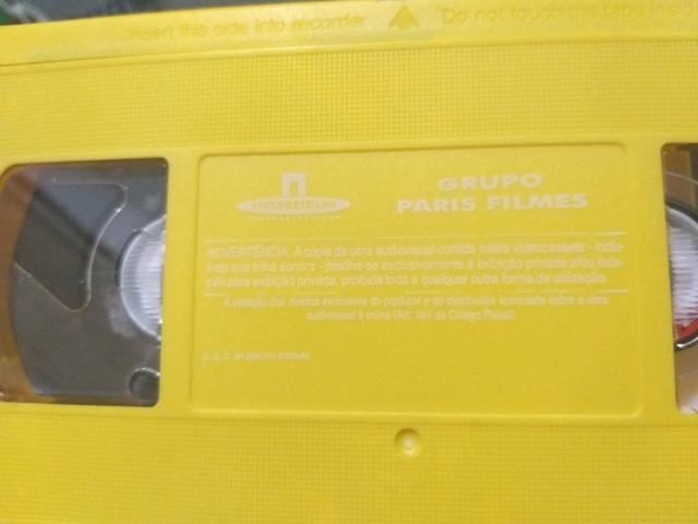 VHS A Vida é Bela - Foto 4