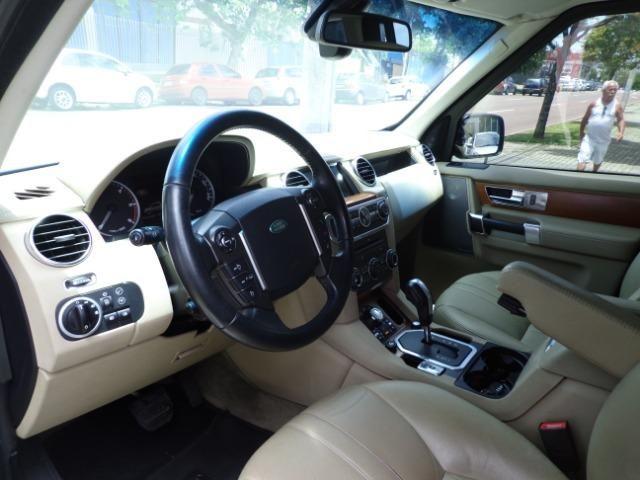 Oportunidade Land Rover Discovery4 3.0 hse Blindado - Foto 9