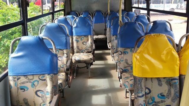 Micro onibus - Diesel - 022 p/145CV - Foto 2