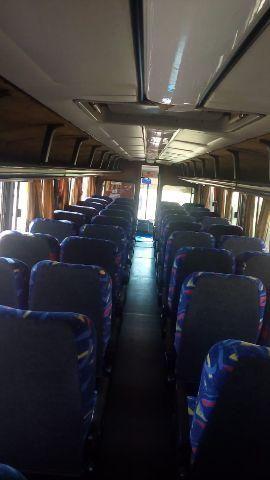 Ônibus rodoviário motor dianteiro impecavel - Foto 5
