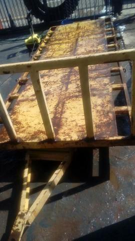 Carrinho industrial plataforma - Foto 6