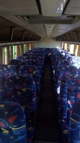 Ônibus rodoviário motor dianteiro impecavel - Foto 4