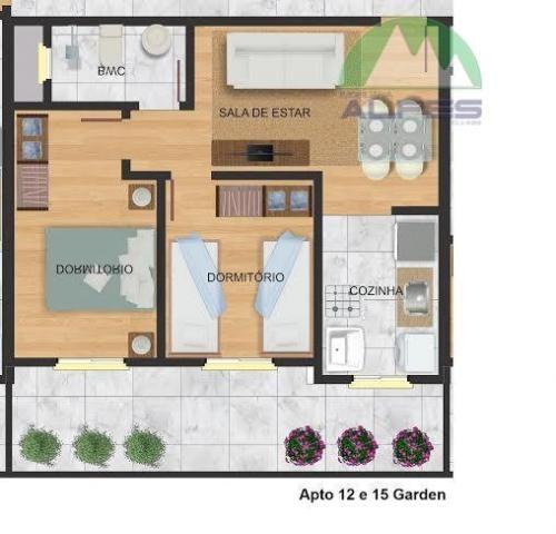 Apartamento residencial à venda, colônia murici, são josé dos pinhais. - Foto 19